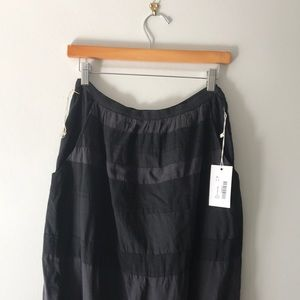 Band Of Outsiders Skirts - Band of Outsiders Long Skirt